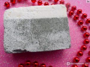 Мыло с солью? Или соляное мыло? Брусочек мыла, который на 35% состоит из морской соли! Придаст коже тонус, снимет воспаление и отшелушит!