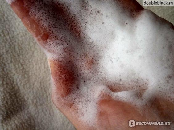 Натуральное мыло ручной работы Шелковый йогурт от бренда ТДС косметика – только для своих. Идеально подошло для мягкого очищения чувствительной проблемной кожи