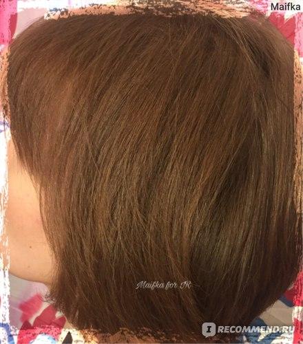 Шампунь больше подойдет волосам склонным к сухости. Очищает без пересушивания волос!