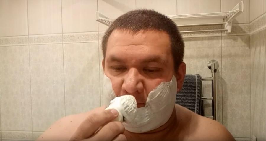 """Видеообзор: набор мыл для бритья """"Лето:Ментол"""" Кремовое А19, Григорий"""