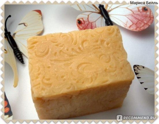Натуральное мыло-шампунь! Подойдет для чувствительной кожи головы!
